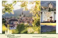 Postkarte_gsundsWiedersehn_Basilika
