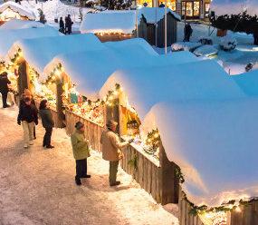 Adventmarkt, © www.mariazell.blog