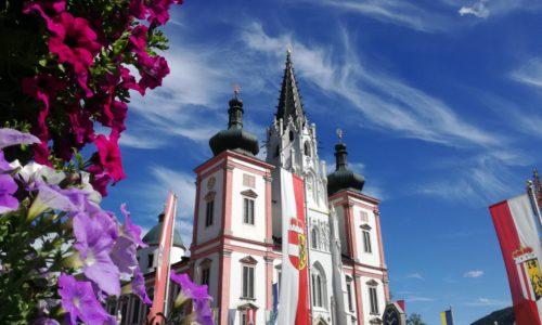Basilika Mariazell mit Schatzkammern