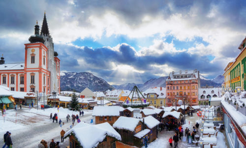 Mariazell Advent achterdezemberzwei