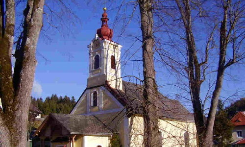 evangelische Kirche Mitterbach