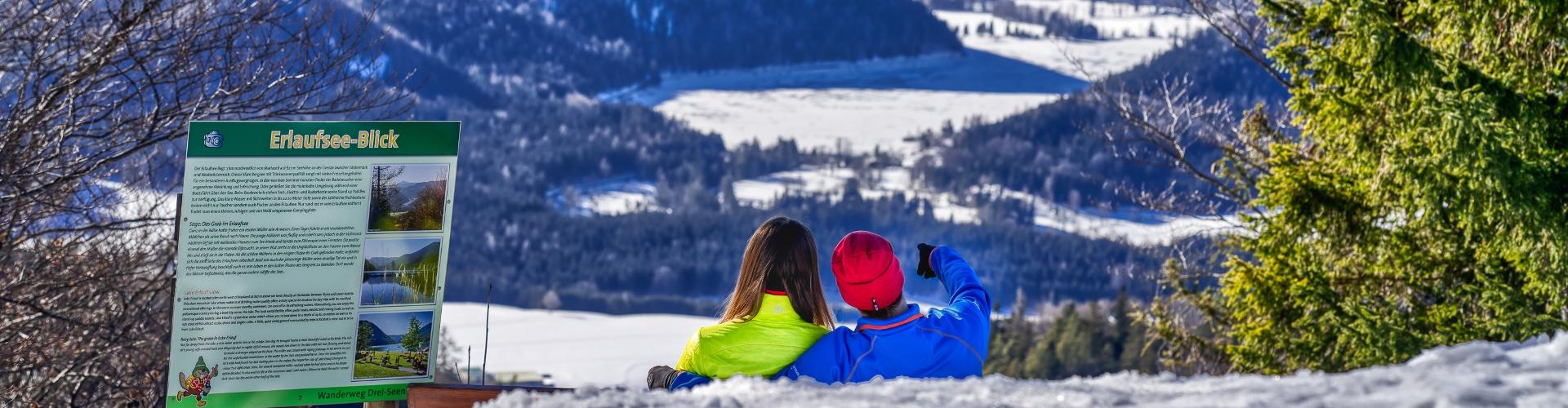 Schneeschuhwandern, © Mariazeller Bürgeralpe/Dellinger