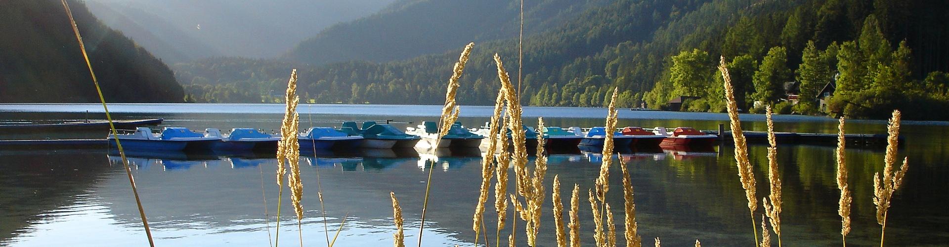 Erlaufsee, © www.mariazell.blog