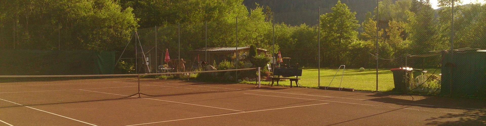 Tennisplatz am Erlaufsee