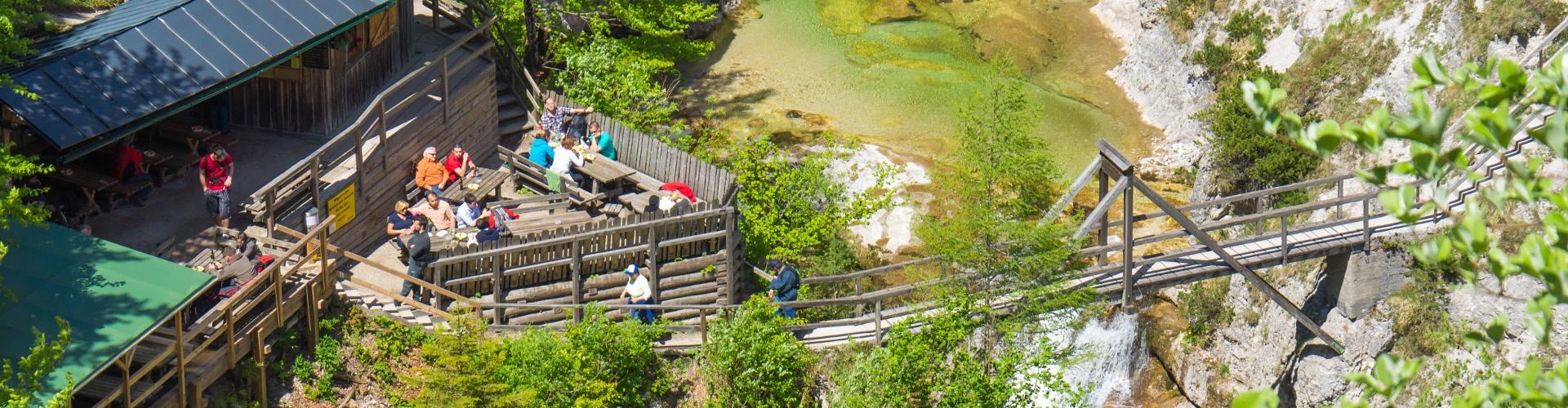 Ötscherhias - Ötschergraeben, © www.mariazell.blog