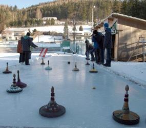 Eisstockschießen, © www.mariazell.at