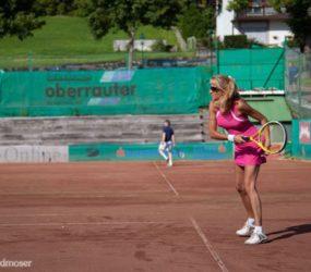 Tennisplatz Mariazell, © www.mariazell.blog