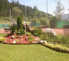 Tennisplatz Erlaufsee, © Digruber