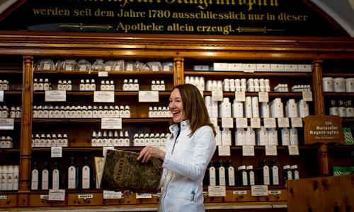 Apotheke Zur Gnadenmutter, © SteiermarkTourismus_ikarus.cc
