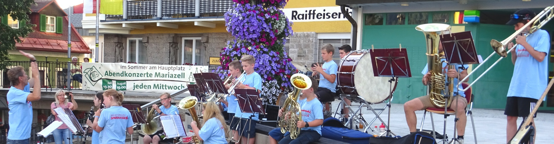 Kiddy Band, © Musikschule Mariazell
