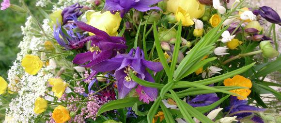Blumenstrauß, © TVB Mariazeller Land