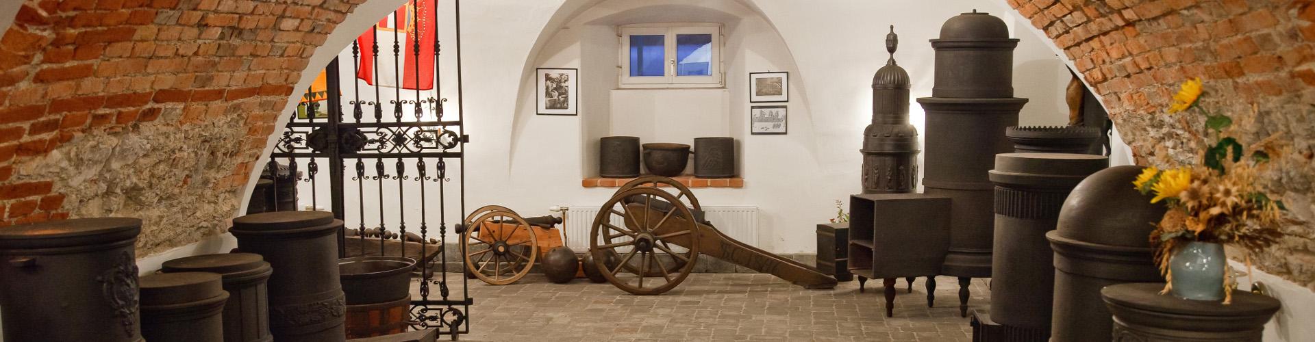 Gewölbekeller Montanmuseum © TVB Mariazeller Land