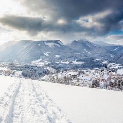 Winterlandschaft Mariazell, © www.mariazell.blog
