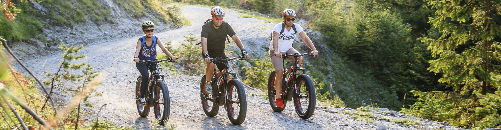 Mountainbiken im Mariazeller Land, © www.mariazell.blog