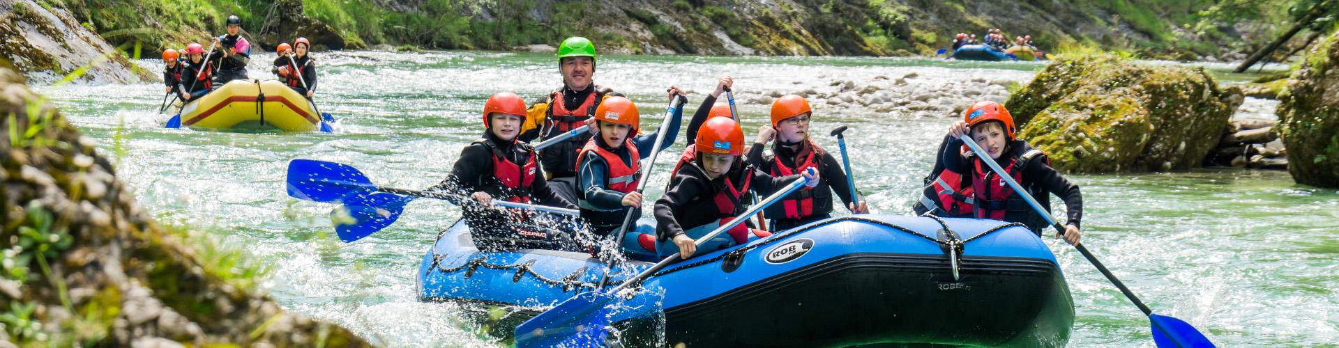Wildwassersport, © www.mariazell.blog