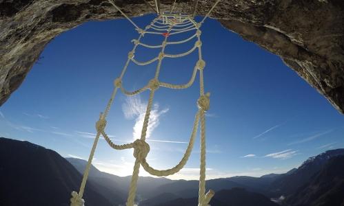 Kletterpark Spielmäuer, © Martin Hörzer