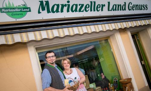 Franziska und Martin Krcal, © www.mariazell.blog / Fred Lindmoser