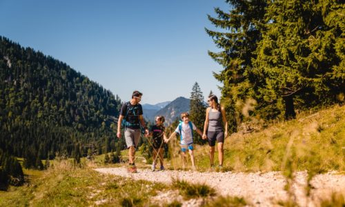Wandern im Mariazell~ Rudy Dellinger