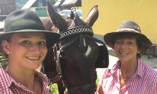 Pferdekutschenfahrten