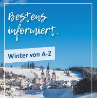Winter A-Z Titelbild