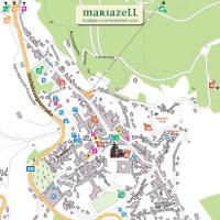 Abrissblock Stadtplan