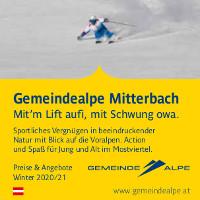 Gemeindealpe Winter Titelbild
