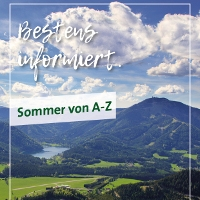Sommer A-Z Titelbild
