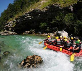 Rafting, © freelife.at