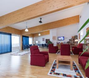 Wohnzimmer, © Hotel Zum Kirchenwirt